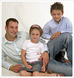 portrait photography - studio five - thetford