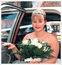studio five - wedding - bride sandringham